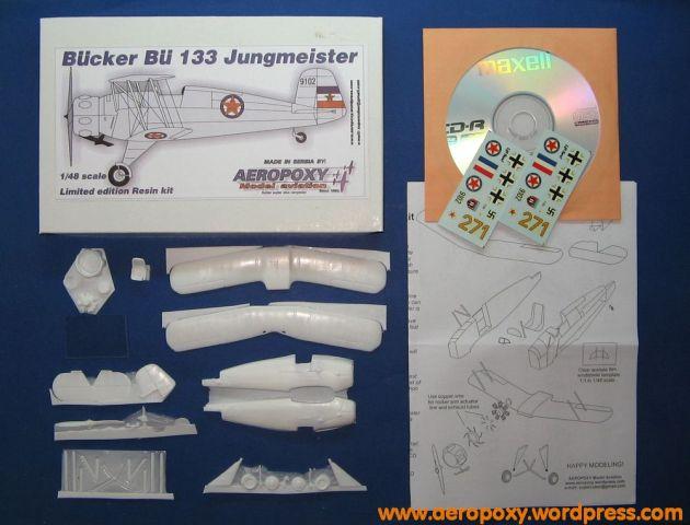 Bucker BU-133 1-48 Aeropoxy v2013
