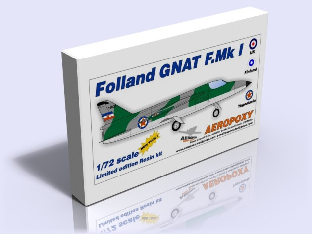 Gnat FMKI Aeropoxy 72