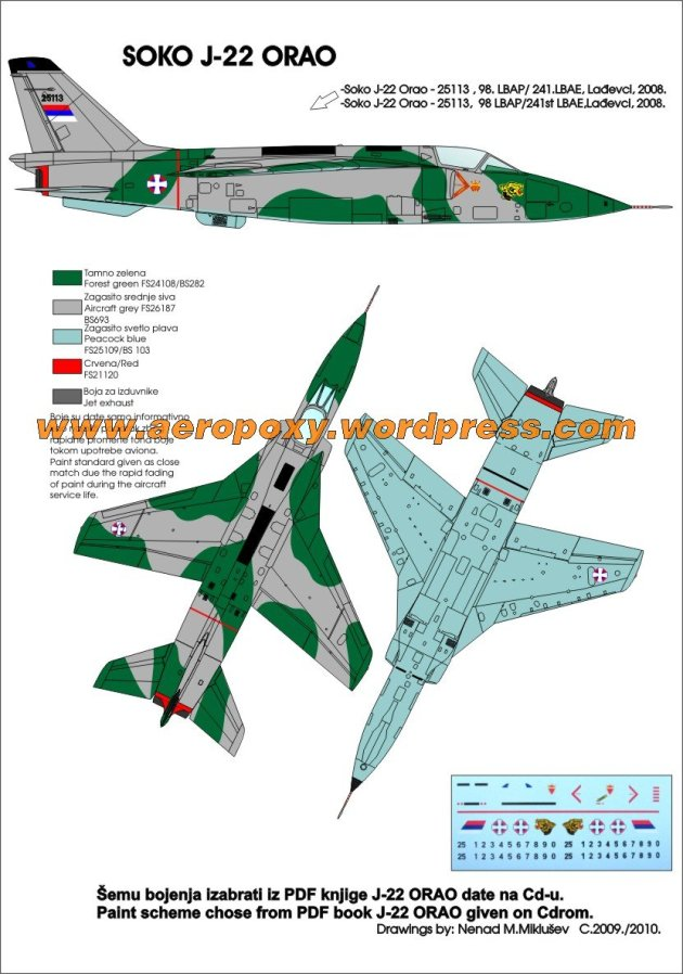 Orao-72-Sastavnica-Uputstvo-2015 Novi dekali-Finalna verzija