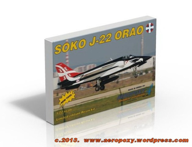 J 22 Orao Display Aeropoxy 72