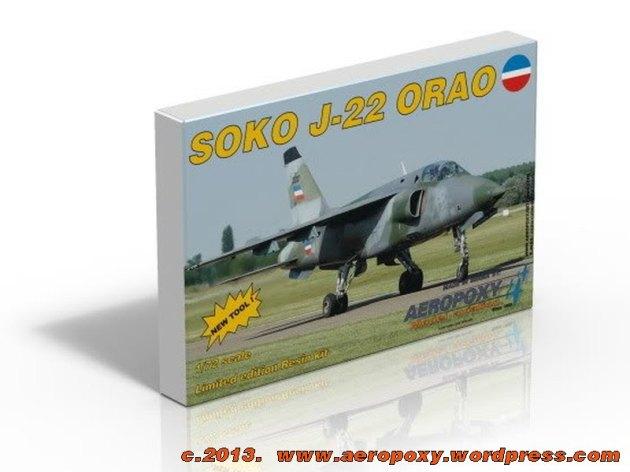J22 Orao  FR Yugoslavia Aeropoxy 72