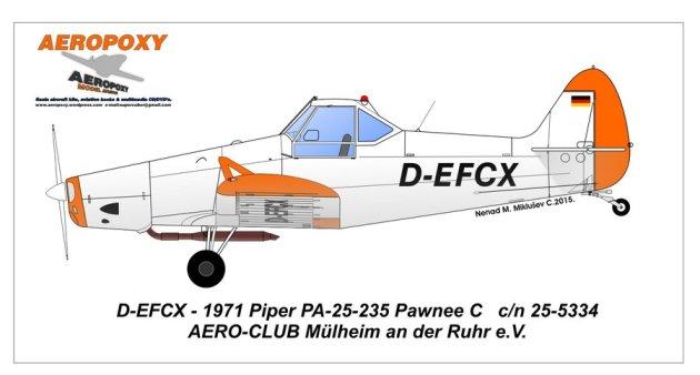 Pawnee D-EFCX
