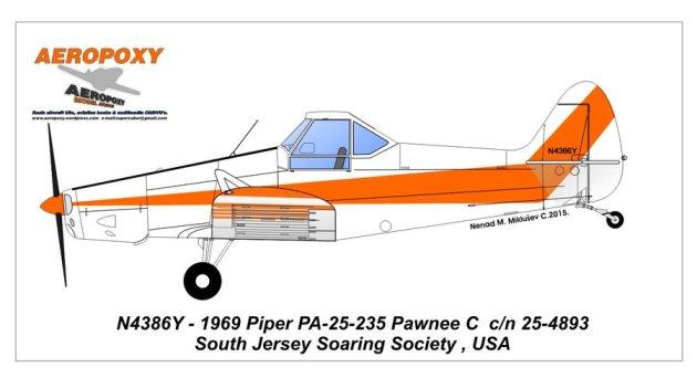 Piper N4386Y