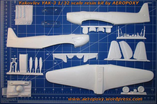 YAK-3 Aeropoxy v2015