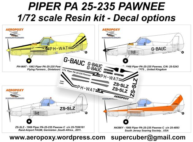 Pawnee decals V1