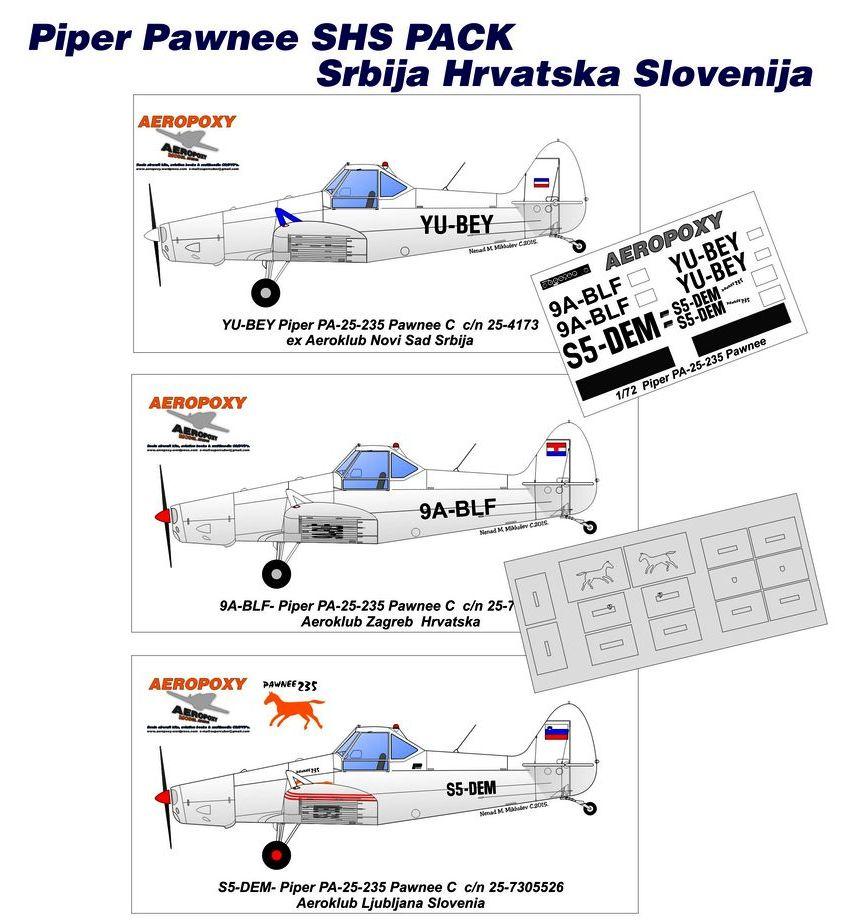 Piper PA 25-235 PAWNEE | AEROPOXY on