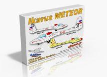 Ikarus meteor Aeropoxy 1-72