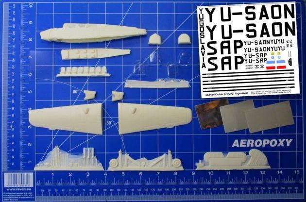 Spartan parts 2017 aeroput ebay