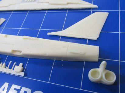 Orao single parts layout close 4